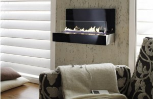 Biokominek Ebios-Fire® QUADRA WALL